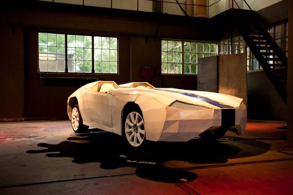 De Kabelfabriek - Wij denken en maken mooie dingen - CAR ART inspireert anderen en onszelf