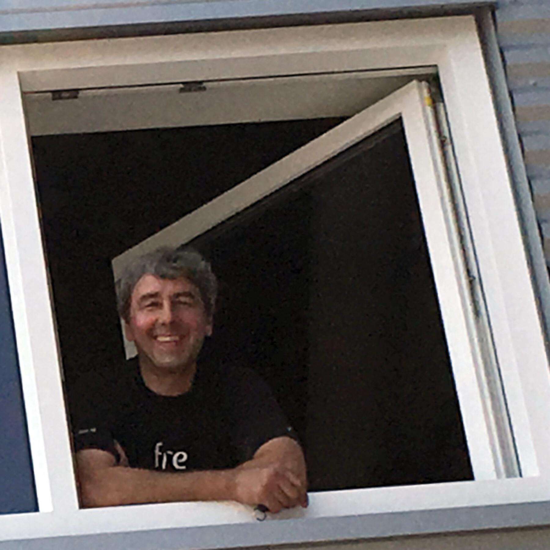 Bram van der Bolt, raambesitckering