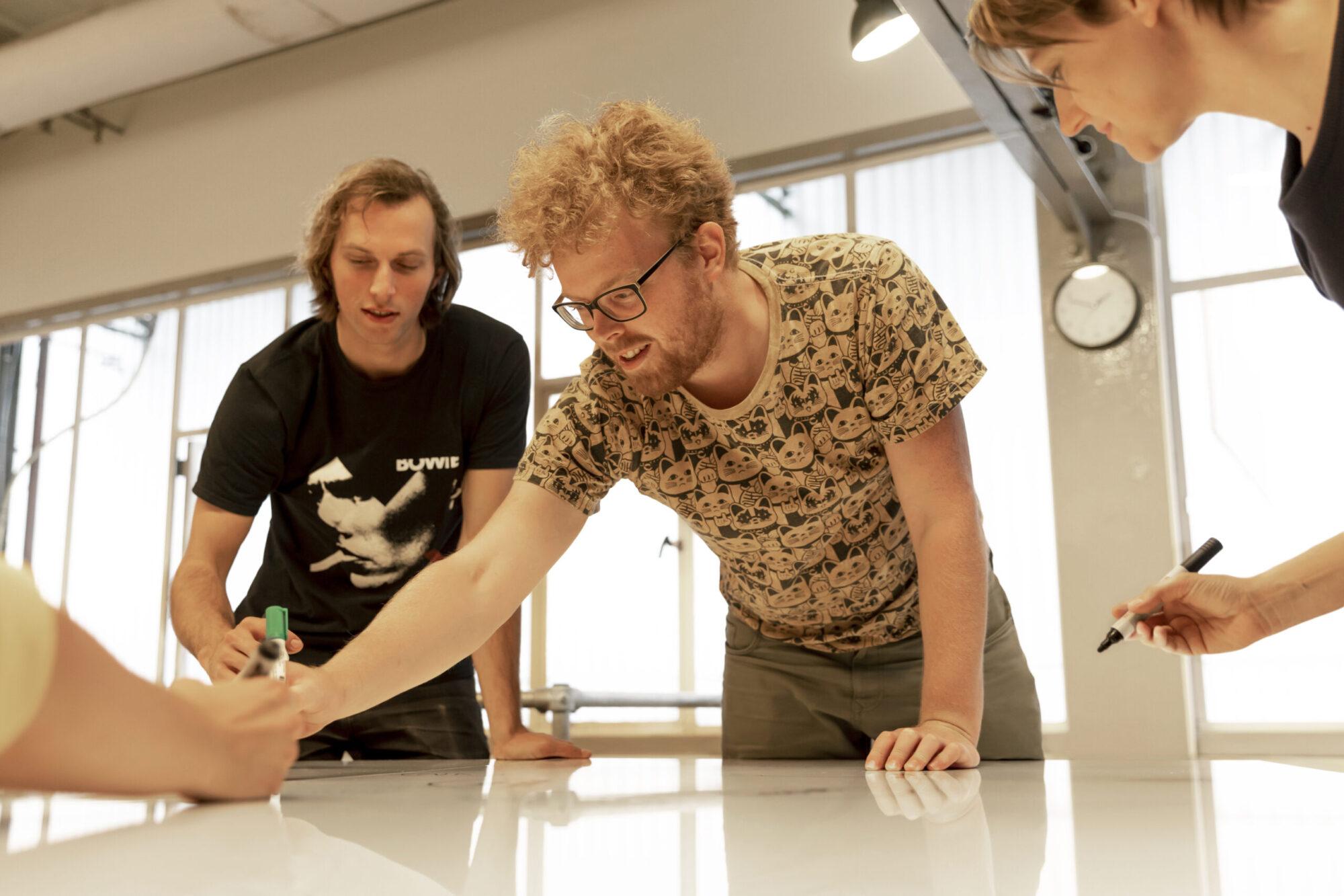 De Kabelfabriek - Wij denken en maken mooie dingen - De persona's van Delft
