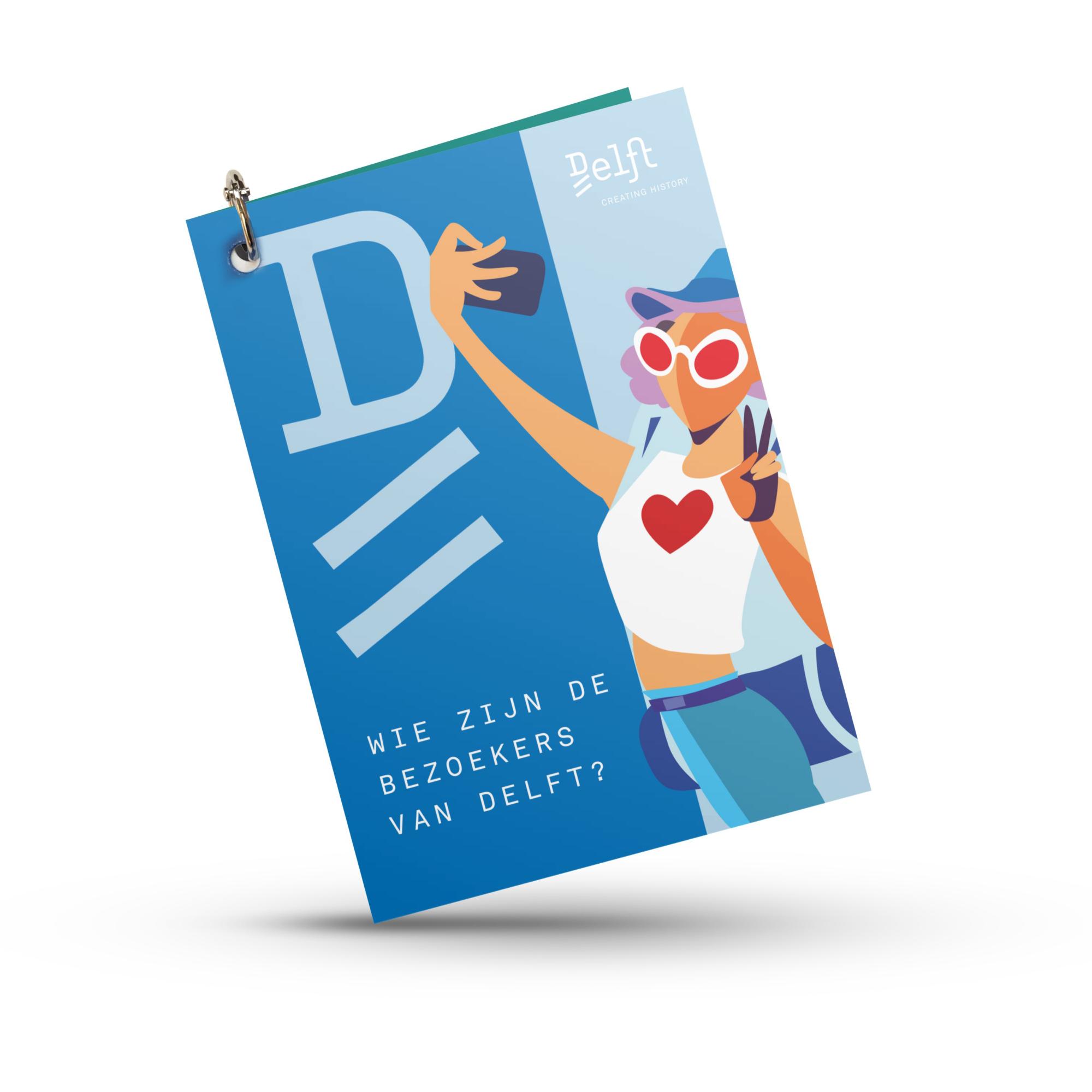 De doelgroepenwaaier van Delft