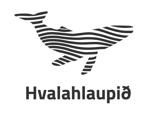 Whale Run Iceland logo